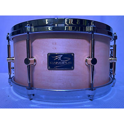 Canopus 6.5X14 The Maple Drum