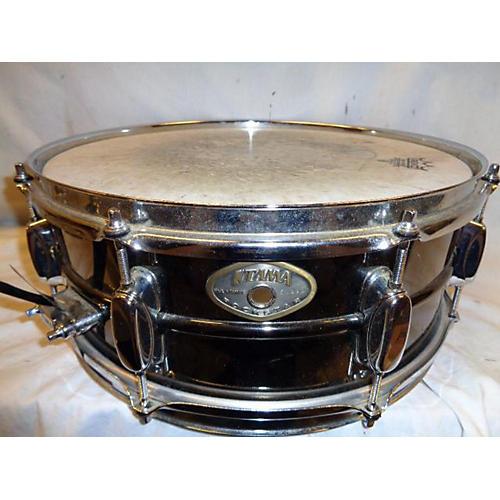 TAMA 6.5X15 Rockstar Series Snare Drum Brown Sunburst 144
