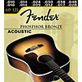 Fender 60-12L 12-String Phosphor Bronze Light Ball End Acoustic Guitar Strings thumbnail
