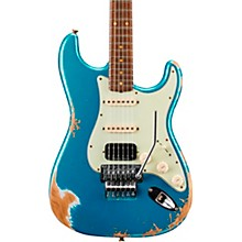 Fender Custom Shop 60 Stratocaster HSS Floyd Rose Heavy Relic Rosewood Fingerboard Electric Guitar