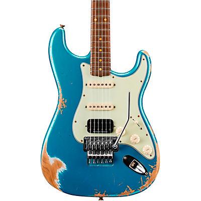 Fender Custom Shop 60 Stratocaster HSS Floyd Rose Heavy Relic Rosewood Fingerboard Electric Guitar