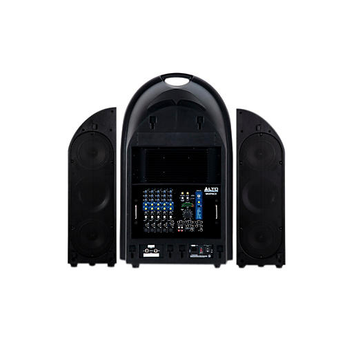 Alto 600 Watt Portable Powered PA System