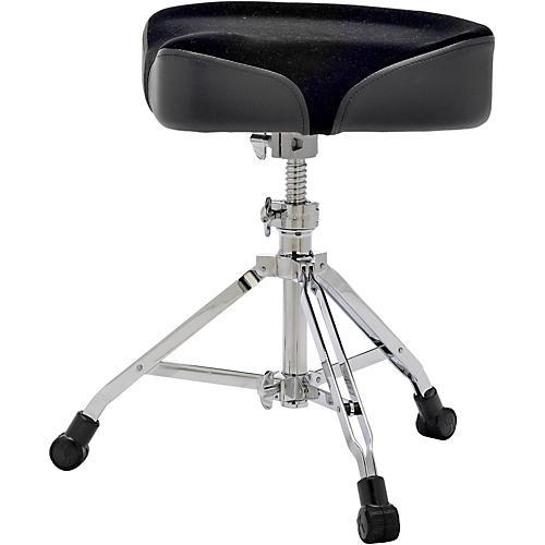 SONOR 6000 Series Saddle Throne Black Velour