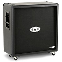 Evh 5150 Iii 412 Guitar Extension Cabinet Black