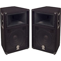 Yamaha S112v 2-Way 12 Club Series V Speaker Pair