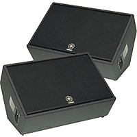 Yamaha Cm15v 15 2-Way Club Monitor Pair