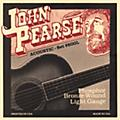 John Pearse 600L Bronze Acoustic Guitar Strings thumbnail
