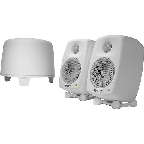 Genelec 6010 Stereo Pak - Two 6010As and one 5040A sub