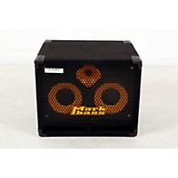 Used Markbass Standard 102Hf Front-Ported Neo 2X10 Bass Speaker Cabinet 8 Ohm 888365955490