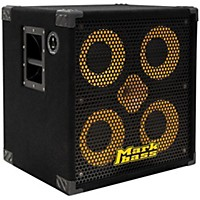 Markbass Standard 104Hr Rear-Ported Neo 4X10 Bass Speaker Cabinet  8 Ohm