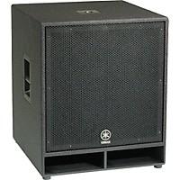 Yamaha Cw118v 18 Club Concert Series Subwoofer Speaker