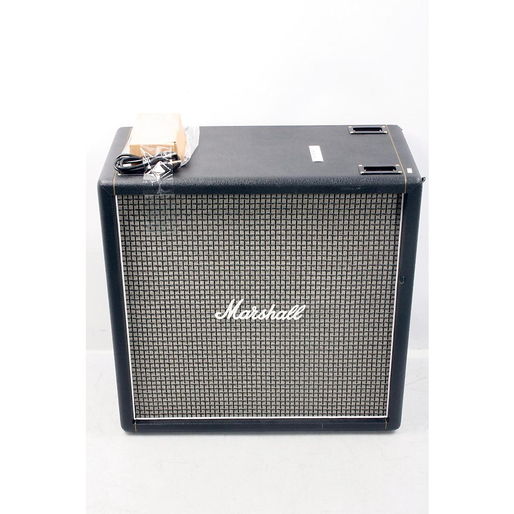 Guitar Amps And Amplifiers For Bass Acoustic Electric Or Music Amplifier Home Stereo Powered Subwoofer The Marshall 1960x Consists Of 4 Celestion G12m Greenback 12 Speakers Has A 100w Power Handling Rating Tonally This Speaker Cabinet