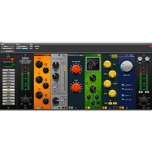 McDSP 6060 Ultimate Module Collection HD v6