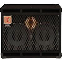 Eden D-210Xlt Speaker Cabinet With Tweeter  8Ohm
