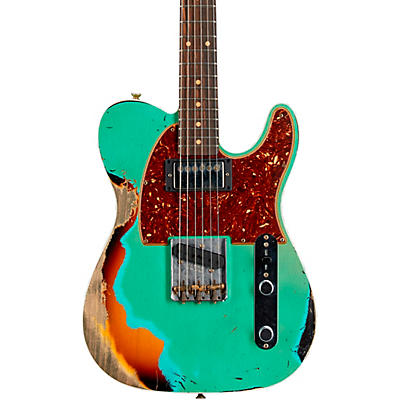 Fender Custom Shop 60s HS Telecaster Custom Heavy Relic Limited Edition Electric Guitar