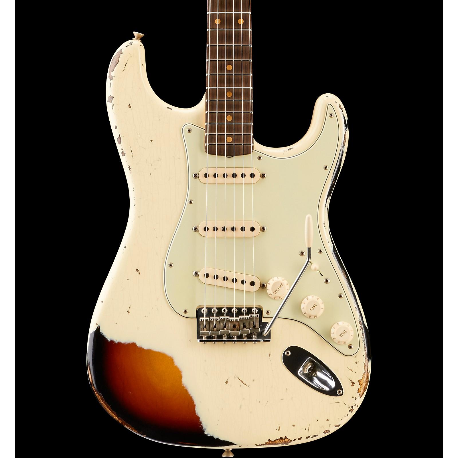 Fender Custom Shop '60s Stratocaster Heavy Relic Electric Guitar