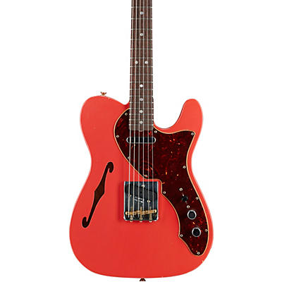 Fender Custom Shop 60s Telecaster Thinline Journeyman Relic Limited Edition Electric Guitar