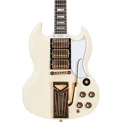 Gibson Custom 60th Anniversary 1961 SG Les Paul Custom VOS Electric Guitar