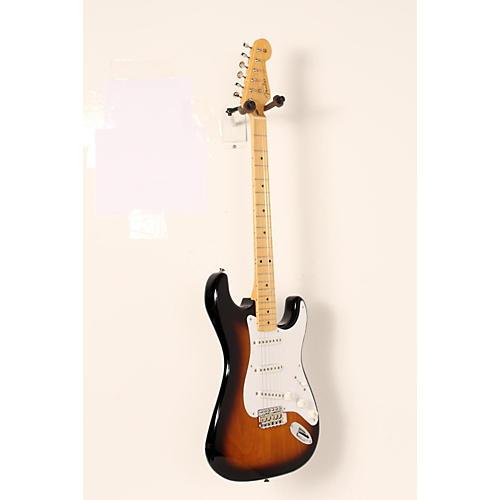 open box fender 60th anniversary american vintage 1954 stratocaster rh musiciansfriend com