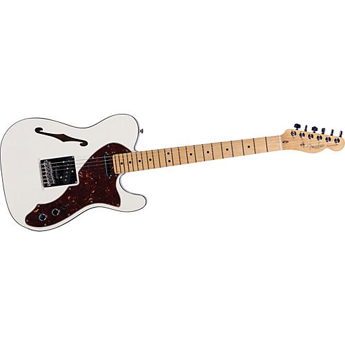 Fender 60th Anniversary Modern Thinline Telecaster  Electric Guitar