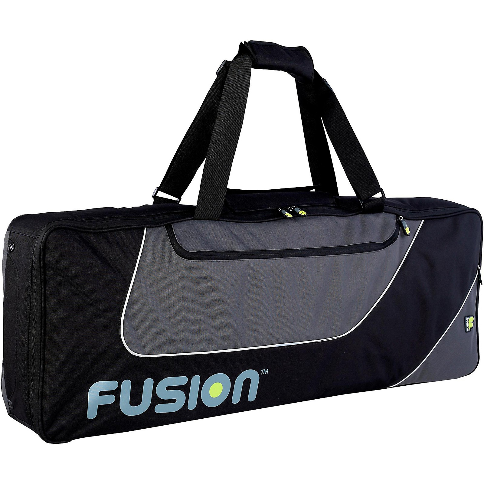 Fusion 61-76 Key Keyboard Bag with Backpack Straps