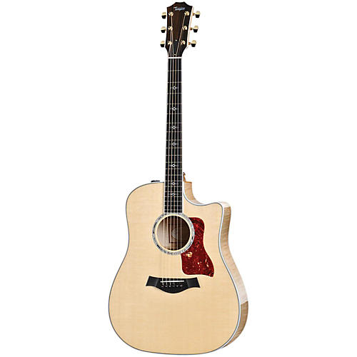 Taylor 610ce-2014 Dreadnought Cutaway ES2 Acoustic-Electric Guitar