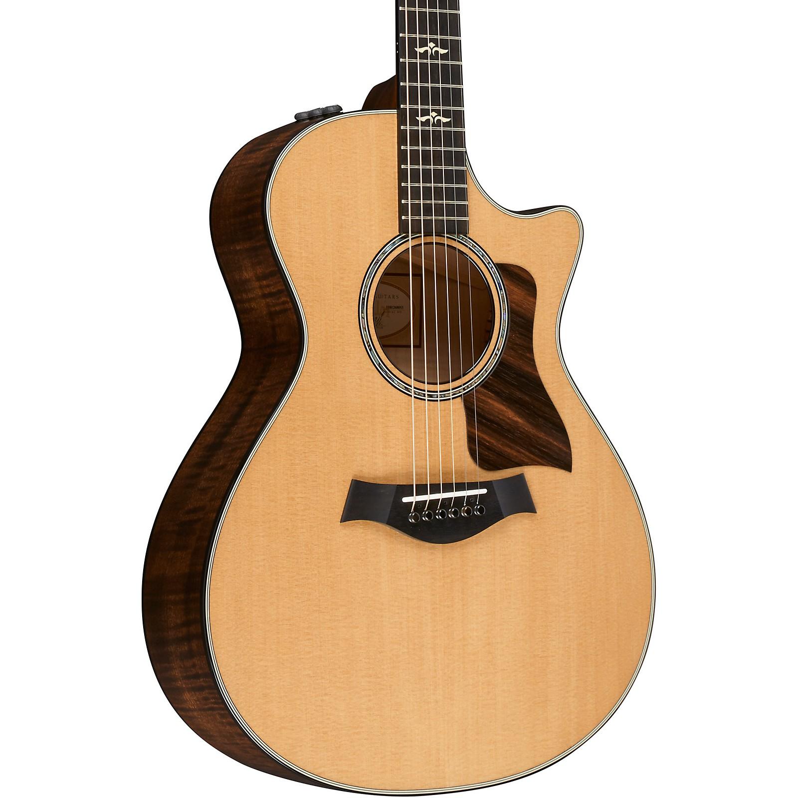 Taylor 612ce Grand Concert Acoustic-Electric Guitar