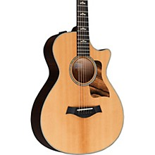 Taylor 612ce V-Class 12-Fret Grand Concert Acoustic-Electric Guitar