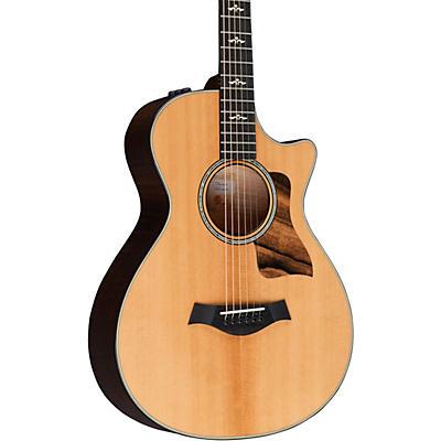 Taylor 612ce V-Class 12-Fret Grand Concert Acoustic-Electric Guitar