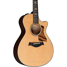 Taylor 612ce V-Class Grand Concert Acoustic-Electric Guitar