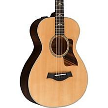 Taylor 612e 12-Fret Grand Concert Acoustic-Electric Guitar