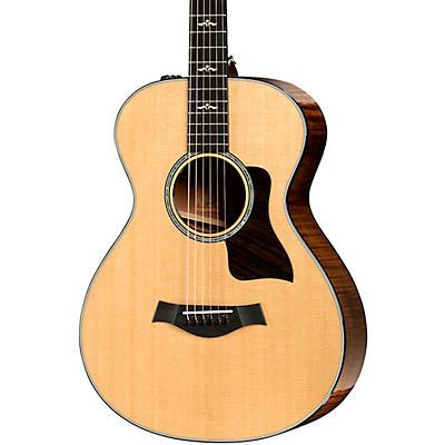 Taylor 612e V-Class 12-Fret Grand Concert Acoustic-Electric Guitar