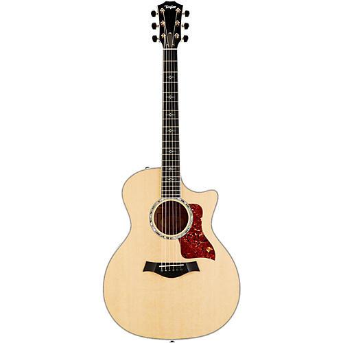 614ce-2014 Grand Auditorium Cutaway ES2 Acoustic-Electric Guitar