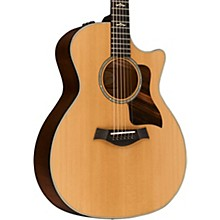 Taylor 614ce Cutaway Grand Auditorium Acoustic-Electric Guitar