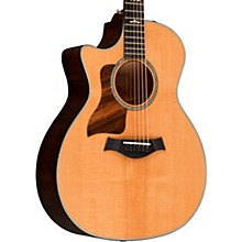 Taylor 614ce-LH V-Class Left-Handed Grand Auditorium Acoustic-Electric Guitar
