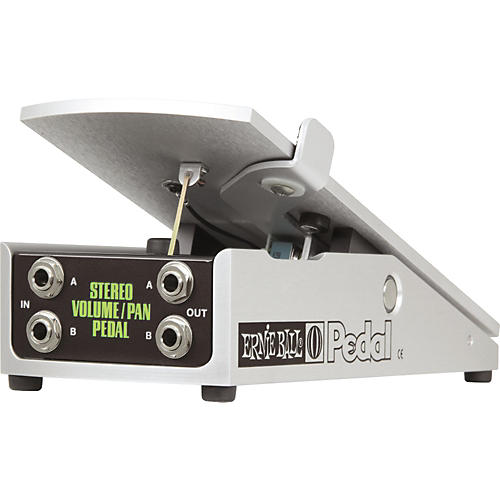 Ernie Ball 6165 Stereo Volume/Pan Pedal Condition 1 - Mint