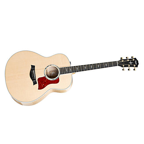 Taylor 618E Grand Orchestra Spruce/Maple Acoustic-Electric Guitar