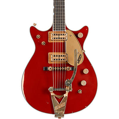Gretsch Guitars '62 Double-Cut Firebird Heavy Relic, Masterbuilt By Stephen Stern