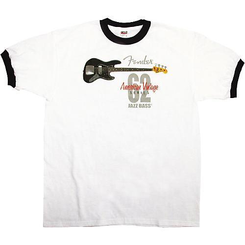 '62 Jazz Bass American Vintage Guitar T-Shirt