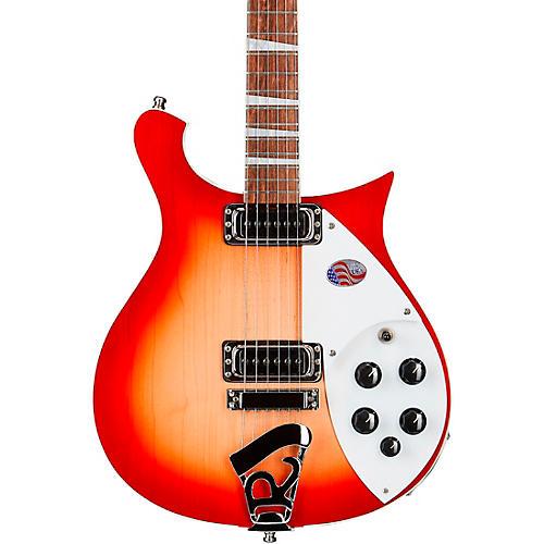 Rickenbacker 620 Electric Guitar Fireglo