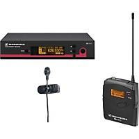 Sennheiser Ew 122 G3 Cardioid Lavalier Wireless System Band B