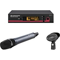 Sennheiser Ew 165 G3 Condenser Microphone Wireless System Band A