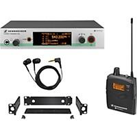 Sennheiser Ew 300 Iem G3 In-Ear Wireless Monitor System Band A