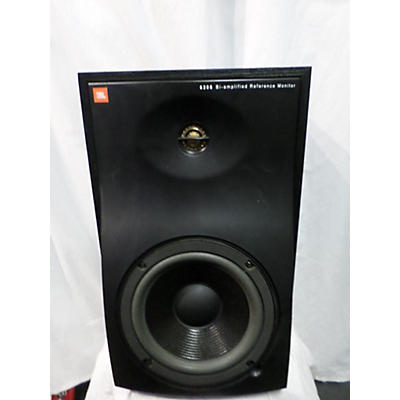 JBL 6208 Bi-Amplifier Powered Monitor