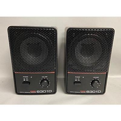 Fostex 6301d Pair Powered Monitor