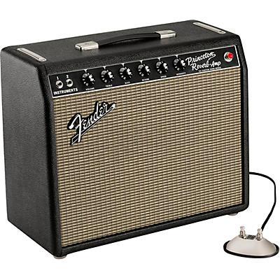 Fender 64 Custom Princeton Reverb 12W 1x10 Tube Guitar Combo Amp
