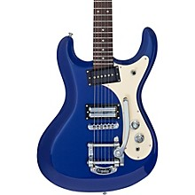 '64 Electric Guitar Indigo Blue