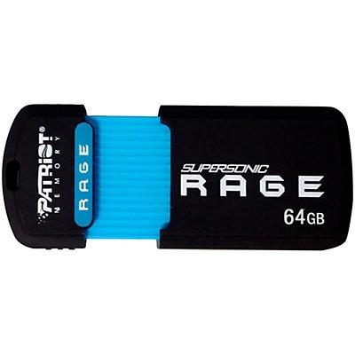 Patriot 64GB Supersonic Rage XT USB 3.0 Flash Drive