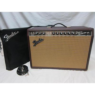 Fender 65 DELUXE REVERB 100W Tube Guitar Combo Amp