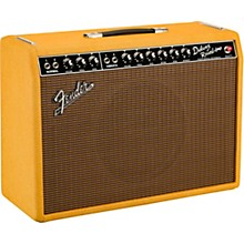 Open BoxFender '65 Deluxe Reverb 22W 1x12 Tube Guitar Combo Amp Limited Edition Pine